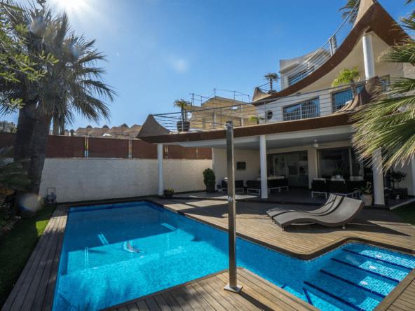 Villa in Cabo de las Huertas Alicante