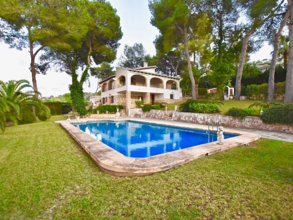 Villa for sale Tosalet Javea