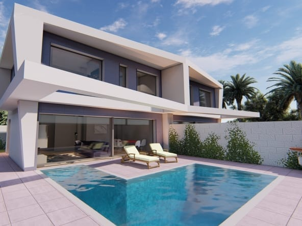 New House Gran Alacant