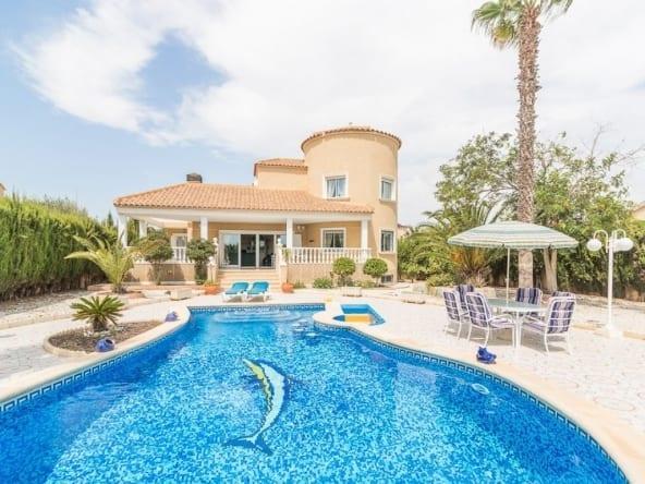 4 bed Villa in La Florida