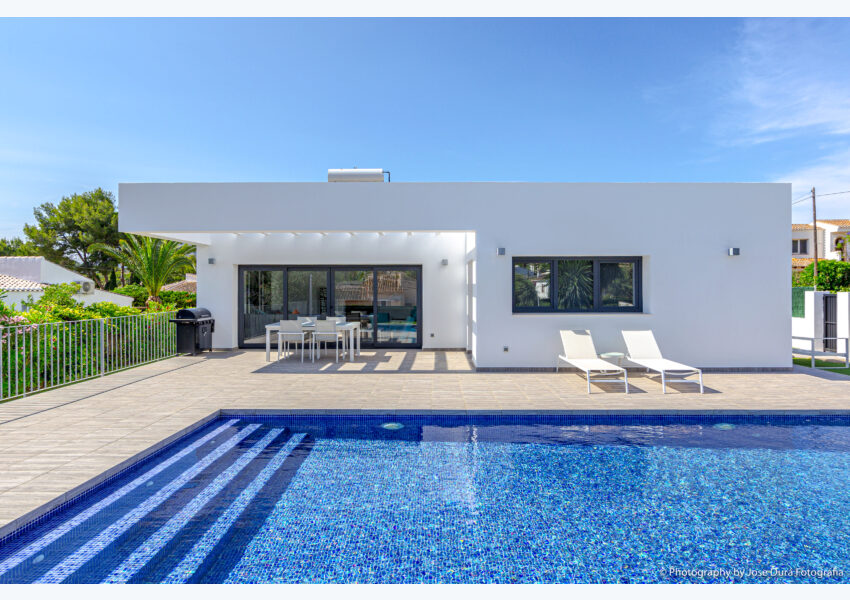 New Villa in Javea