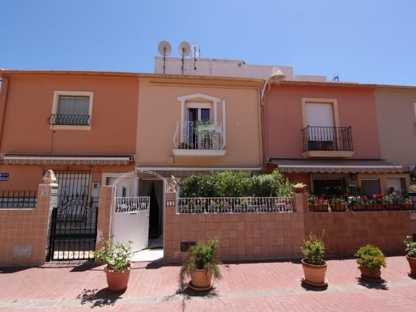Townhouse near Javea Centre