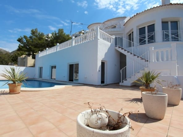 Villa for sale Altea Hilla