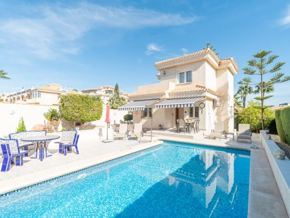 Villa for sale playa flamenca