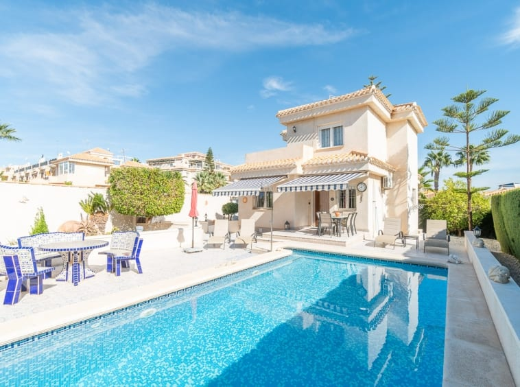 Villa for sale playa flamenca