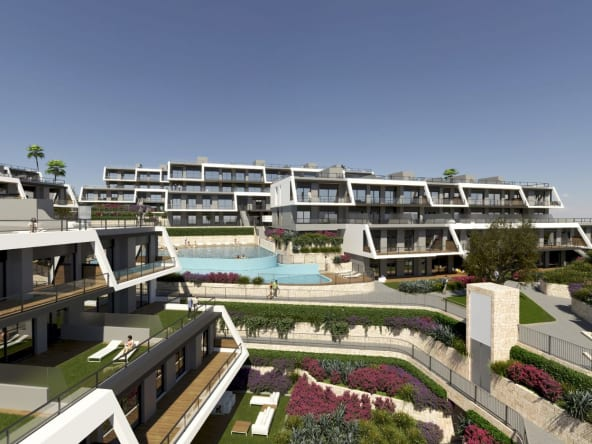 New Apartments Gran Alacant Alicante