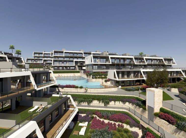 New Apartments Gran Alacant Alicante