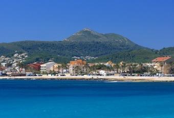 Javea Bay Spain